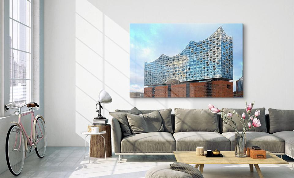 foto op plexiglas goedkoop woonruimte