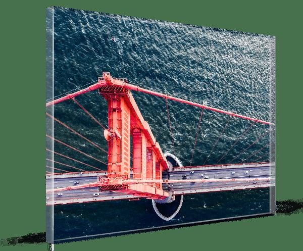 foto op plexiglas premium 3d