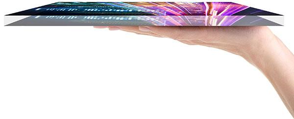 foto plexiglas verlichting hand